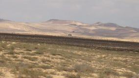 Deserto del Sinai nel deserto dell'Egitto il Sinai nell'Egitto è un grande deserto immagini stock libere da diritti