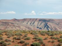 Deserto dell'Utah Fotografie Stock
