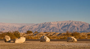 Deserto della montagna Immagini Stock Libere da Diritti
