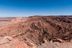 Deserto di Atacama Immagini Stock Libere da Diritti