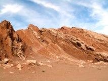 Deserto di Atacama fotografie stock