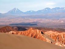 Deserto di Atacama Immagine Stock