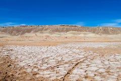 Deserto di Atacama fotografia stock libera da diritti