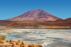 Deserto di Atacama Bolivia Immagini Stock Libere da Diritti