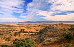 Deserto di Durango Immagini Stock