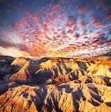 Deserto di Gobi Immagini Stock