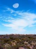 Deserto di Judean Fotografie Stock