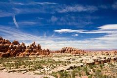 Deserto di Judean Fotografia Stock Libera da Diritti