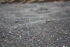 Deserto di lava Fotografia Stock