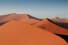 Deserto di Namib Fotografia Stock