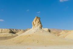 Deserto di Negev Israele Fotografie Stock