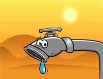Deserto di siccità royalty illustrazione gratis