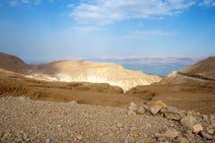 Deserto do Negev Foto de Stock Royalty Free