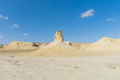 Deserto do Negev Israel Foto de Stock