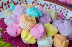 Deserto doce tailandês Imagem de Stock