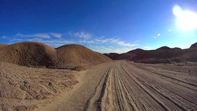 Deserto fora das aventuras da estrada - Borrego5 PALMAS 9 RAPIDAMENTE