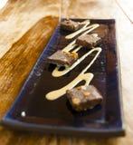 Deserto gastronomico Fotografie Stock