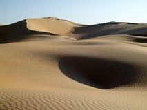 Deserto I Fotografia Stock