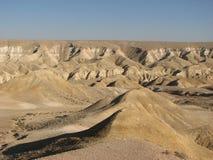 Deserto Negev Fotografie Stock