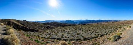 Deserto no Arizona, EUA Fotografia de Stock