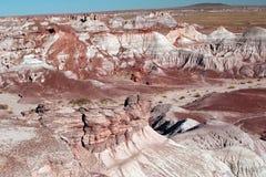 Deserto pintado Foto de Stock Royalty Free