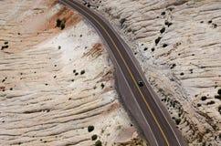 Deserto Road Fotos de Stock