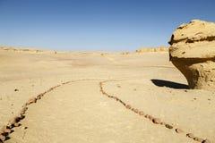 Deserto Road foto de stock