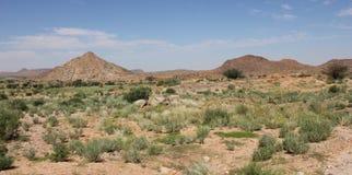 Deserto roccioso Immagine Stock Libera da Diritti