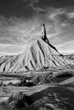 Deserto-scape Fotografia Stock