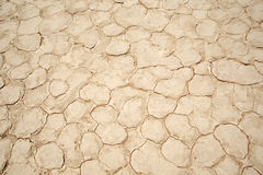 Deserto seco Imagem de Stock Royalty Free