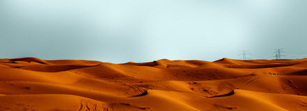 Deserts Dubai Stock Photo