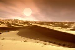 Deserts dune Stock Photos