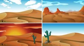 Deserts Stock Photo