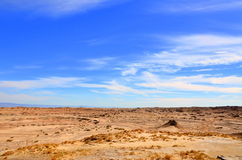 Desertscape Royalty Free Stock Photography