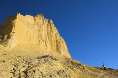 Desertscapes de Death Valley Fotografía de archivo
