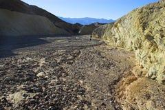 Desertscapes de Death Valley Fotos de archivo