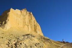 Desertscapes von Death Valley Stockfotografie