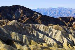 Desertscapes von Death Valley Stockbilder