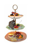 Deseru stojak Zdjęcie Royalty Free