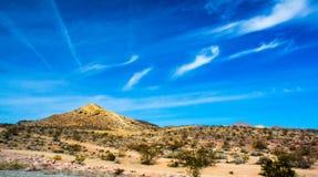 Deset de Death Valley Imagen de archivo libre de regalías