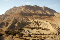 Deset Mountains.Israel de Yehuda imagem de stock royalty free