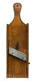 Desfibradora de madera de la vendimia Imagen de archivo libre de regalías