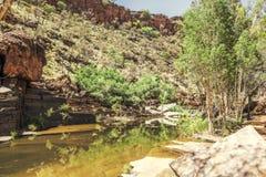 Desfiladeiro Austrália dos vales Fotografia de Stock Royalty Free