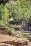 Desfiladeiro Austrália dos vales Imagens de Stock Royalty Free