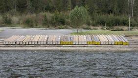 Desfiladeiro de Dunajec fotografia de stock royalty free