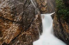 Desfiladeiro de Wimbach, Alemanha Foto de Stock Royalty Free