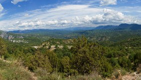 Desfiladeiro de Zagoria e de Vikos Imagem de Stock Royalty Free