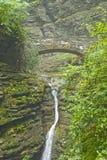 Desfiladeiro do vale de Watkins Fotografia de Stock