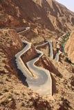 Desfiladeiro du Dades Imagem de Stock