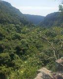 Desfiladeiro maravilhoso da montanha Fotografia de Stock